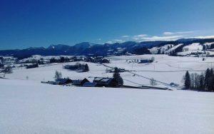 18. Winterlandschaft