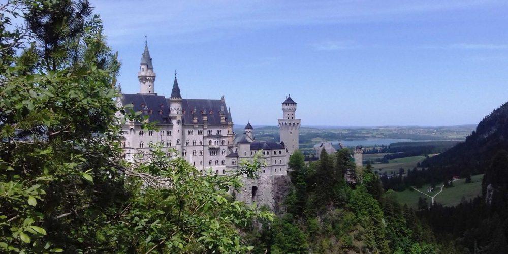 3. Schloss Neuschwanstein