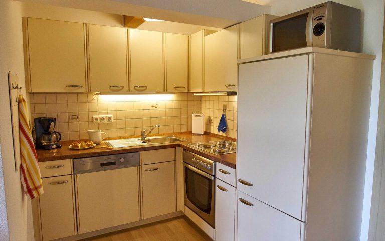 5. Küchenzeile Alpenblick