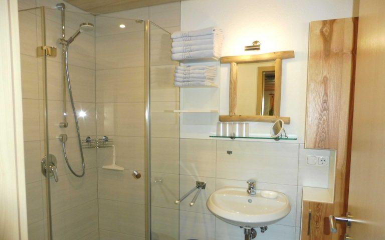 7. Badezimmer Hochgratstüble