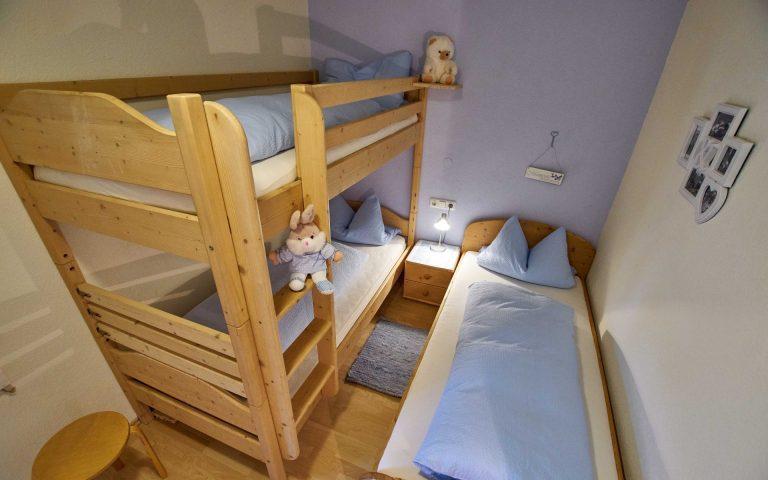 7. Kinderzimmer Bergblick